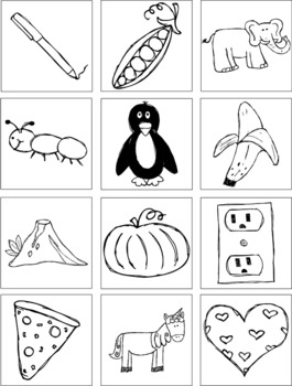 ABC Picture Sorts