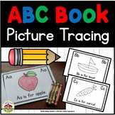 ABC Picture Tracing Book