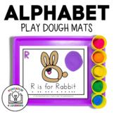 ABC Play Dough Mats: Phonics Dots