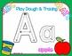 ABC Play Dough & Tracing Mats