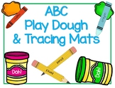 ABC Play Dough & Tracing Mats