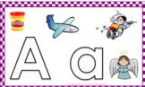 ABC Play-doh