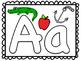 ABC Play-dough Cards