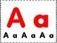 ABC Playdoh Mats Fine Motor Practice