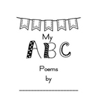 ABC Poems - No Prep for Poetry Folders