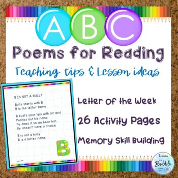 ABC Poems Original #halfoff