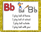 ABC Poems from Aa- Zz PowerPoint