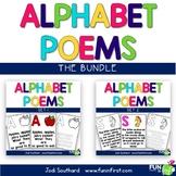 ABC Poetry Bundle (Set 1 and Set 2)