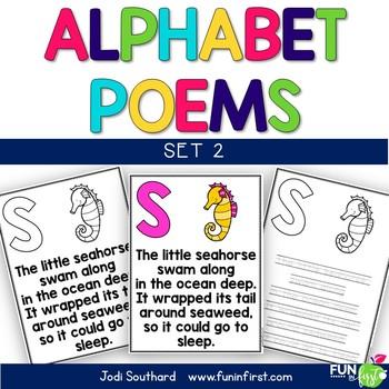ABC Poetry Set 2