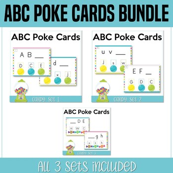 ABC Poke Cards BUNDLE - All sets included!