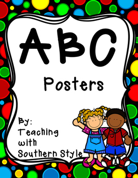 ABC Posters
