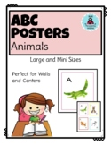 ABC Posters: Animals
