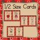ABC Posters- Cowboy Western Theme Alphabet Cards  3 Sizes