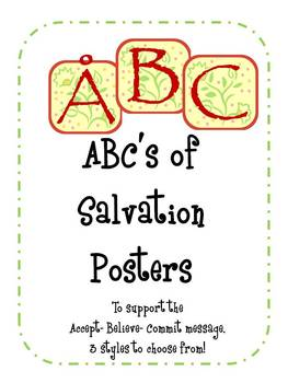 image relating to Abc of Salvation Printable known as Salvation Worksheets Education Materials Lecturers Pay back