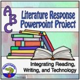 ABC PowerPoint Project for Any Novel -Book Summary Presentation