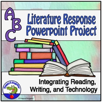 ABC PowerPoint Project for Any Novel