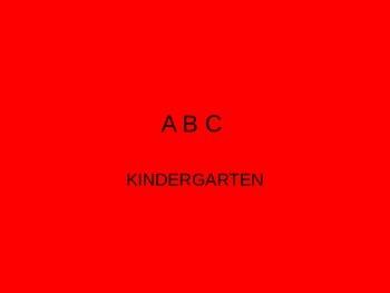 ABC Powerpoint