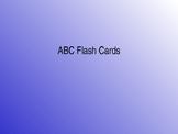 ABC Powerpoint Flashcards