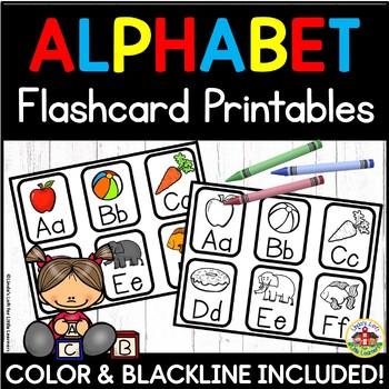 ABC Practice Flashcards