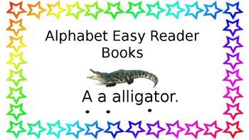 ABC Pre-reader books