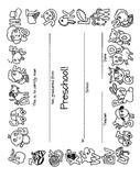 ABC Preschool Diploma