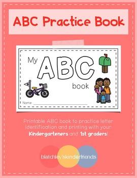 ABC Printing Book