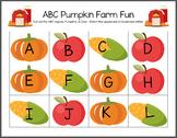 ABC Pumpkin Farm Fun