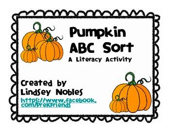 ABC Pumpkin Sort