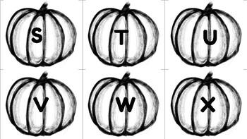 ABC Pumpkins