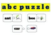 #fooledyou ABC Puzzle