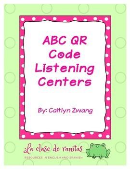 ABC QR Code Listening Centers