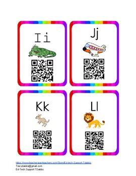 ABC QR Codes