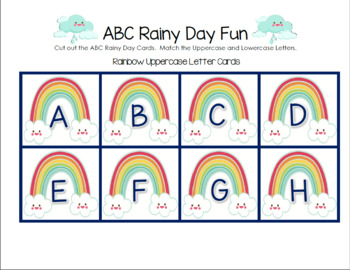 ABC Rainy Days Fun
