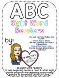 ABC Readers BUNDLE