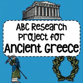 ABC Research Project for Ancient Greece