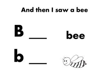 ABC Rhyme Book (A-H)
