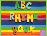 ABC Rhyme Book (A-H)