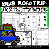 ABC Order and Letter Matching