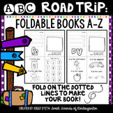 Alphabet Books {Fold & Read}