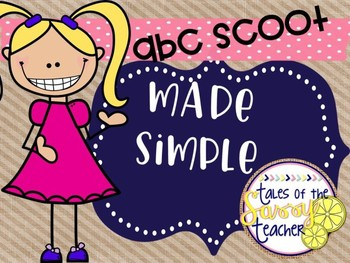 ABC SCOOT: ABC Scoot Made Simple