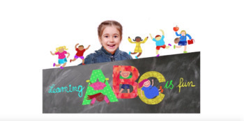 ABC! SING WITH ME! (Pre K-3) MP4 Curriculum Karaoke™ READ, SING & LEARN