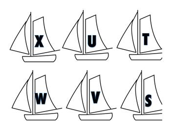 ABC Sail Boats