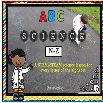 Alphabet Science  N-Z Part 2