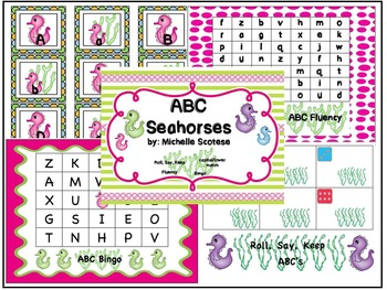 ABC Seahorses