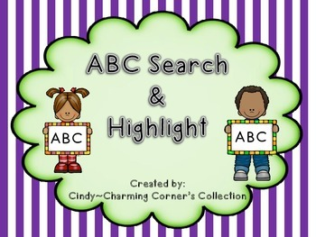 ABC Search & Highlight