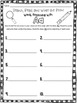 ABC Search, Read, and Write the Room {No Prep Work} {CCSS Aligned}