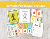 ABC See, Hear, Do Premium Preschool Package