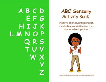 ABC Sensory Flashcards