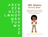 ABC Sensory Activity Book