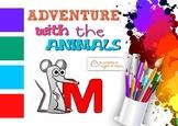 Goofi- ABC Series - Adventure with Animals